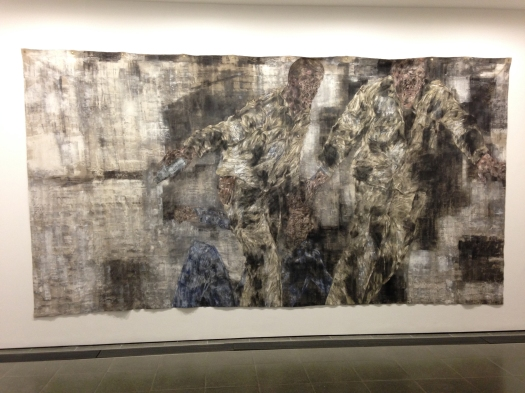 By Leon Golub at the Serpentine Gallery, March 2015